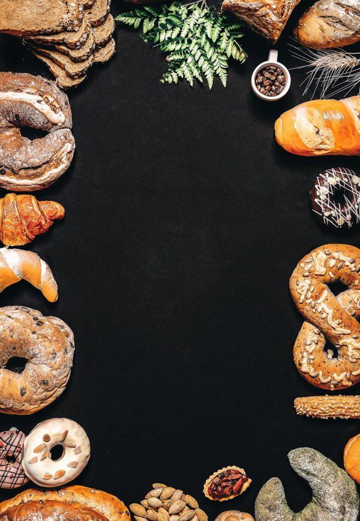 Świerze i zdrowe pieczywo według tradycyjnej receptury