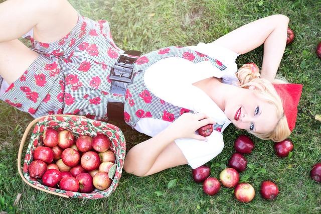 Czy wiecie w jaki sposób skutecznie przechować jabłka?